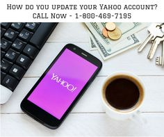 How do you update your Yahoo account?