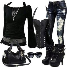 Latest Fashion Trends - This casual outfit is perfect for spring break or the summer. The Best of casual fashion in - Daily Fashion Outfits Komplette Outfits, Casual Outfits, Fashion Outfits, Hipster Outfits, Hipster Kid, Batman Outfits, Hipster Grunge, Indie Outfits, Grunge Outfits