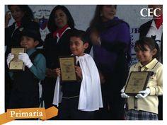 El pasado 22 de noviembre alumnos de primaria se presentaron en Concurso de Poesía.