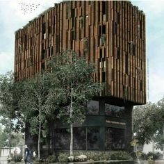 3D max #post production #rendrin #exterior design by Meygol