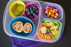 Top of the Class – School Lunches Made Fun