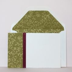 Elodie - Holiday 2011 stationery by Write Robinson, now retired