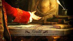 A. VIVALDI, Concerto for 2 Cellos, Strings and B.C. in G minor RV 531, A...