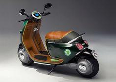 MINI E Scooter Concept