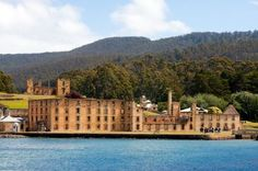 Port Arthur is a small town and former convict settlement on the Tasman Peninsula, in Tasmania, Australia. From 1833, until 1853, it was the destination for the hardest of convicted British and Irish criminals, those who were secondary offenders having re-offended after their arrival in Australia. Rebellious personalities from other convict stations were also sent here, a quite undesirable punishment. Port Arthur is one of Australia's most significant heritage areas and an open air museum.