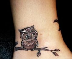 the owl tatoo... has nothing to to with hippies yet everything to do with being friggin adorable