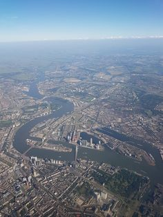 Rotterdam-bird view The Netherlands
