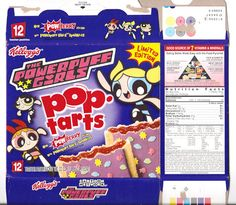 Please specify what Pop Tart product you meant by clicking on it below. Cardboard Toys, Paper Toys, Cardboard Playhouse, Cardboard Furniture, Pop Tart Flavors, Childhood Memories 90s, Kawaii Crafts, 90s Kids, Miniture Things