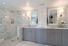 Master Bathroom Showers Design Ideas, Pictures, Remodel, and Decor - page 44