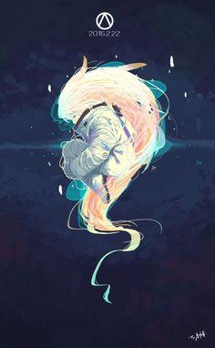 Astronaut, T X on ArtStation at https://www.artstation.com/artwork/DLz49