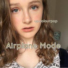 Colourpop AIRPLANE MODE แท่งละ 380 บาท ����ส่งฟรีEMS���� Photo credit: @makeupbyhayleyrose �� ��**ส่งฟรี EMS ทุกแท่ง ** ��สอบถามสั่งซื้อได้ที่ ���� ��Line ID: pinruja07 ��https://shopee.co.th/junmic92  #colourpop #colourpopthailand #cosmetic #cosmeticthailand #lipstick #lipmatte #lipsatin #lipmetallic #lip #lipgloss #lipcream #เครื่องสําอาง #ลิป #ลิปสติก #ลิปสติกเนื้อแมท #ลิปสีสวย #ลิปจิ้มจุ่ม #ลิปติดทนนาน #ลิปแมตต์ #ลิปคัลเลอร์ป๊อป #everydaylook…