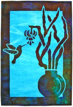 Hawaiian Quilt Patterns, Applique Quilt Patterns, Hawaiian Quilts, Applique Fabric, Patchwork Patterns, Kirigami, Asian Quilts, Flower Art Drawing, Reverse Applique