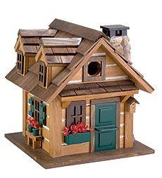 wood-and-stone-log-cabin-birdhouse