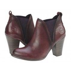 Botine dama Marco Tozzi bordeaux Bordeaux, Booty, Ankle, Shoes, Fashion, Moda, Swag, Zapatos, Wall Plug