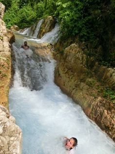"""Republica Dominicana, Continente En Miniatura"" Río Mata de Rulo, en Polo-Barahona, Región Sur. Fotografia por Turismo al Paraiso"