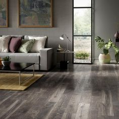 Home Decorators Collection Taupe Wood Fusion 12 Mm Thick X 6 1/8 In. Wide X  50 4/5 In. Length Laminate Flooring (17.44 Sq. Ft. / Case) HC15   The Home  Depot