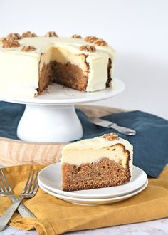 Chorizo ​​cake fast and delicious - Clean Eating Snacks Carrot Cake Cheesecake, Pie Cake, Cheesecake Recipes, Cupcake Recipes, Baking Cupcakes, Cupcake Cakes, Cake Recept, Dawn Of Justice, Salty Cake