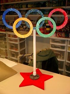 stephanie close jackson greene summer olsen lopez sewall summer is this like Office Olympics, Summer Olympics, 2020 Olympics, Olympic Idea, Olympic Games, Theme Sport, Olympic Crafts, Casa Halloween, Gymnastics Party