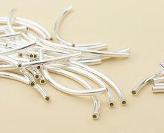 10pcs 925 Sterling Silver Jewellery Findings Pendant Bails 14mm SS1