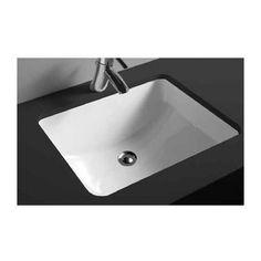 RAK - Cleo 50cm Under Counter Wash Basin - CLEOBAS