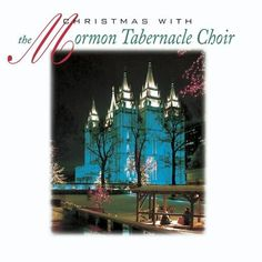 Christmas with the Mormon Tabernacle Choir - http://www.everythingmormon.com/christmas-with-the-mormon-tabernacle-choir/  #mormonproducts #LDS #mormonlife
