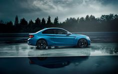 cool M2 Stars in BMW Magazine Video and Photo Shoot