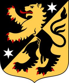 Coat of arms of the province of Västergötland, Sweden