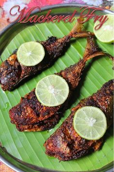 YUMMY TUMMY: Ayala Fry Recipe / Mackerel Fry Recipe / Curry Leaves Fish Fry Recipe #FishRecipes