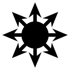 Chaos Star, Symbol of chaos MAGIC - everything has meaning ...
