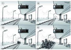 A nap karikatúrája: Balkán Express | Autoszektor