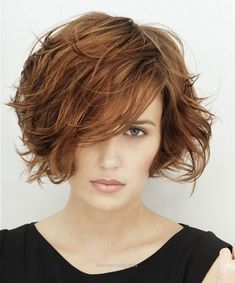 Excellent 23 Cute Short Wavy Hairstyles 2017 The post 23 Cute Short Wavy Hairstyles 2017… appeared first on Iser Haircuts .