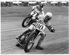 vintage flat track racing photos - Google Search