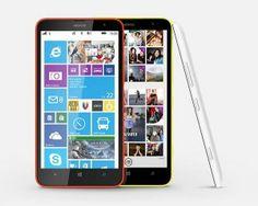 Nokia Lumia 1320 Windows Phone 8 handset.