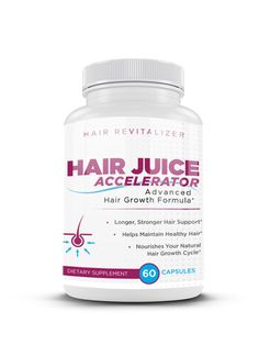 "db7b75425459 ""I have a hectic schedule and I don t have a lot of time to devote to the  health of my hair. That s why I love Hair Juice Accelerator!"