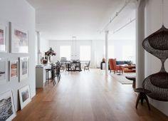 Loft minimalista en Nueva York
