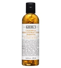 Calendula Herbal Extract Alcohol-Free Toner by Kiehl's: Soothes & Improves Problem Skin.