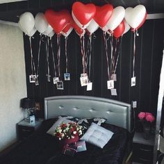 Trendy Ideas Birthday Surprise For Girlfriend Diy Gift Ideas Birthday Surprise For Girlfriend, Surprise Gifts For Him, Good Birthday Presents, Present Ideas For Girlfriend, Surprise Birthday, Birthday Ideas For Boyfriend, Girlfriend Presents, Creative Gifts For Girlfriend, Romantic Gifts For Girlfriend