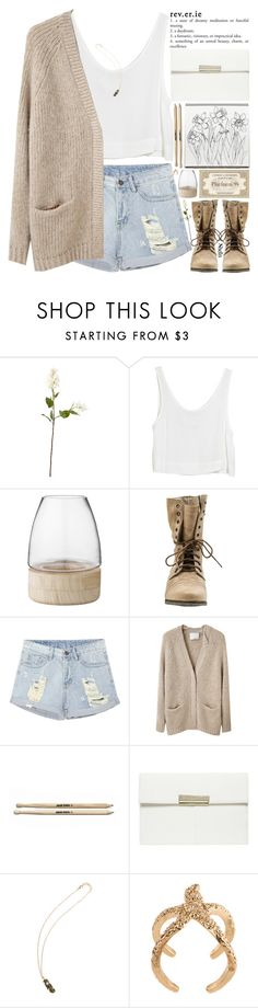 """set your past on fire and leave"" by alienbabs ❤ liked on Polyvore featuring Linea, MINKPINK, Steve Madden, 3.1 Phillip Lim, Dorothy Perkins, clean, organized and shein"