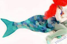 DIY Mermaid Costume – Video Tutorial