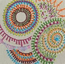 Resultado de imagen de pinterest embroidery