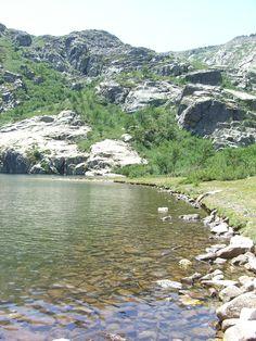 Lac de Melo en Corse