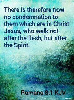 Romans 8:1 KJV