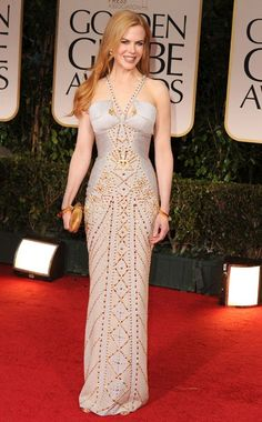 Special Edition Best Dressed: The 2012 Golden Globe Awards - 10 Best Dressed - Fashion - Vogue