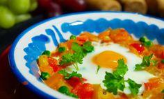 Andalusische eieren uit de oven – Spaansnieuws.com