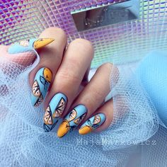 3d Nail Art, Nail Arts, Dope Nails, Fun Nails, Appreciation Post, Nail Tutorials, Nail Inspo, Manicure And Pedicure, Nails Inspiration