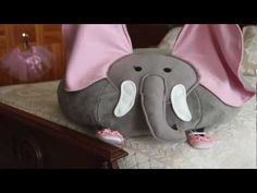 Bumpidoodle toy: meet Ellie Elephant! #bumpidoodle