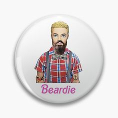 Hipster Art, Ken Doll, Gay Art, Meaningful Gifts, Top Artists, Order Prints, Just For You, Pin Button, Buttons