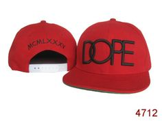Dope Couture Snapback Gorras M0032