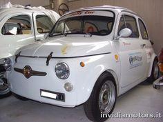 FIAT 500 PREPARATA – targhe e doc. originali