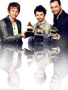 "Grammy, grammy, grammy Best Rock Album 2011 for ""The Resistance"" by MUSE!!!!"